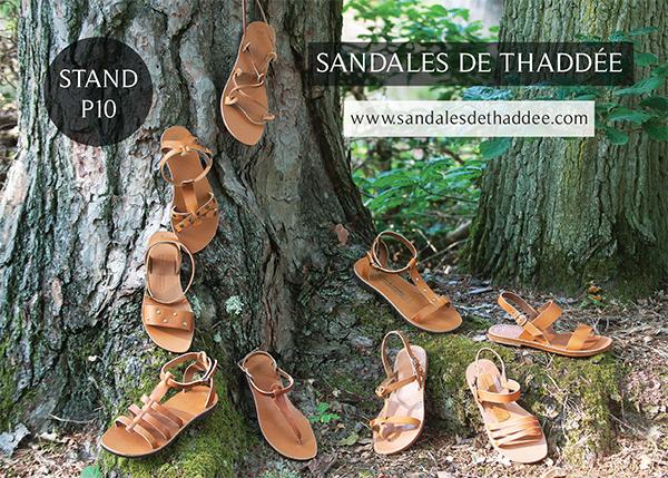 Sandales Thaddée recto 2
